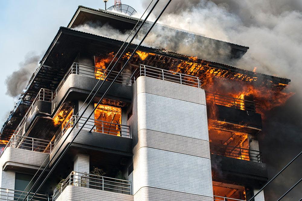 Protección contra el fuego en Tarragona | Arques Construc