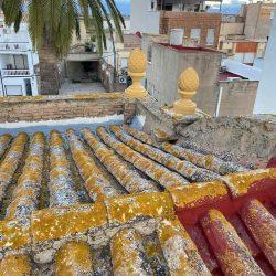 Rehabilitación e impermeabilización de tejados
