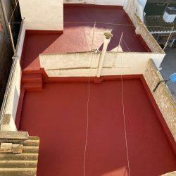 Impermeabilización de terrazas   Arques Construc
