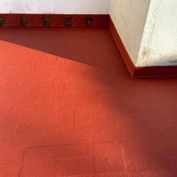 Reparación e impermeabilización de una terraza en Sant Jaume D´enveja